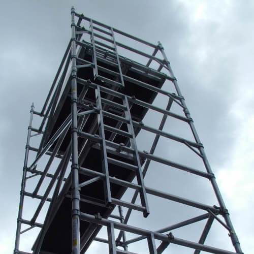 Access Towers & Platforms with TG Tool Hire